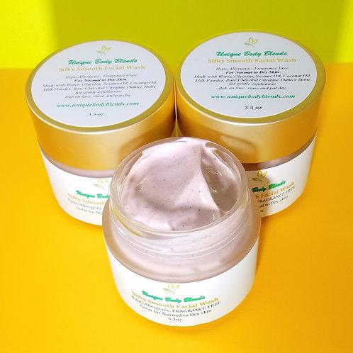 Silky Smooth Facial Wash