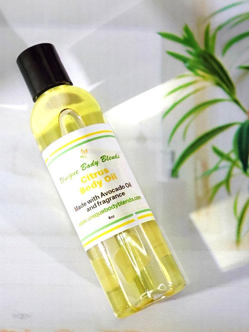 Citrus Body Oil