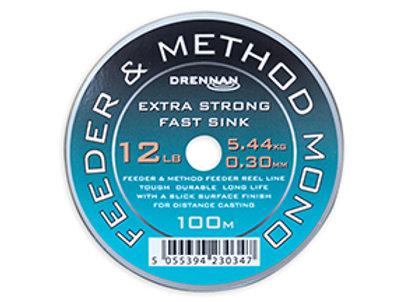 Feeder and Method Mono 100m