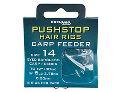 Carp Feeder Pushstop Hair Rigs