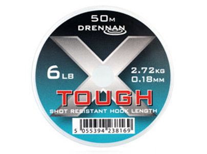 X- Tough Hooklength 50m