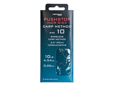 Carp Method Pushstop Hair Rigs