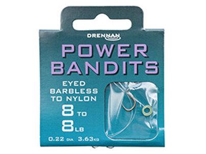 Power Bandits Barbless to Nylon