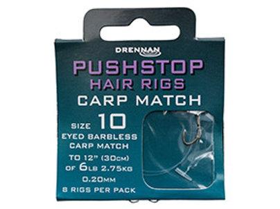 Carp Match Push Stop Hair rigs