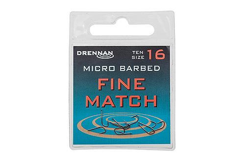 Fine Match Hook