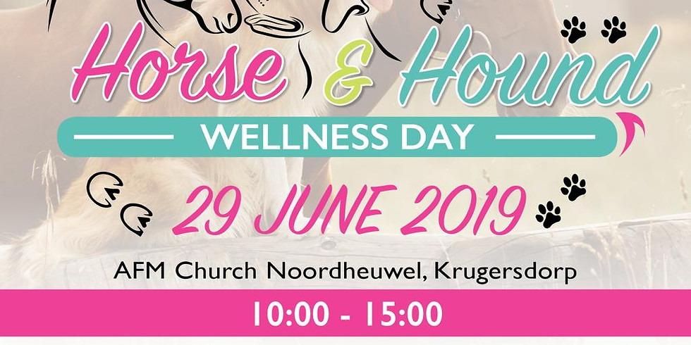 Horse and Hound Wellness Day