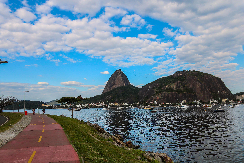 Praia de Botafogo - 5min