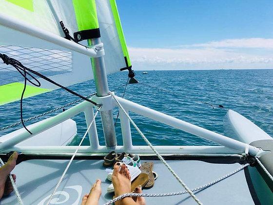 Kit complet pour équiper votre IZIBoat® GO en BEACH