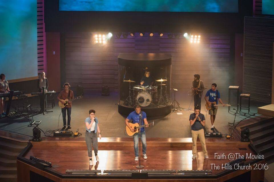 The Hills Student Worship