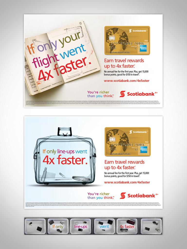 Scotiabank – American Express