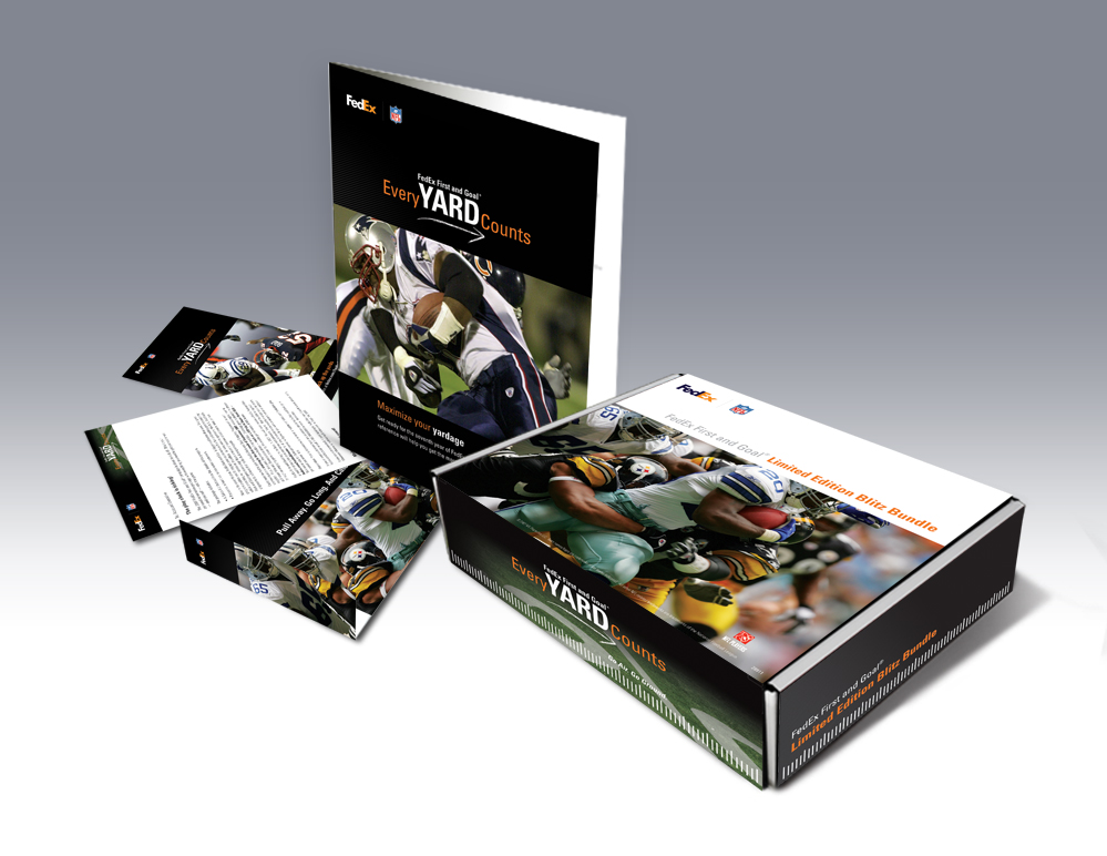 FedEx / NFL - First & Goal Campaign