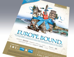 Air Miles – Bound Campaign