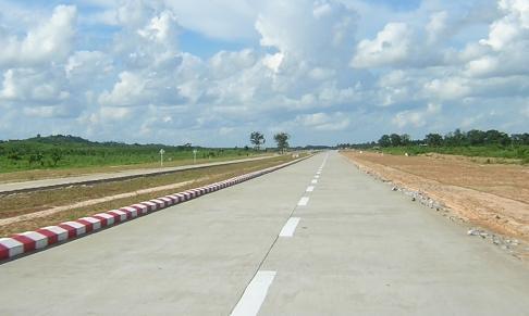 Road Construcion in Rakhin State