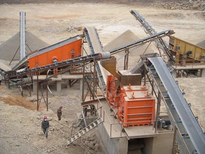 Production of Crushed Stone in Myanamr
