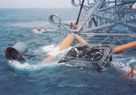 Salvage of Vessle