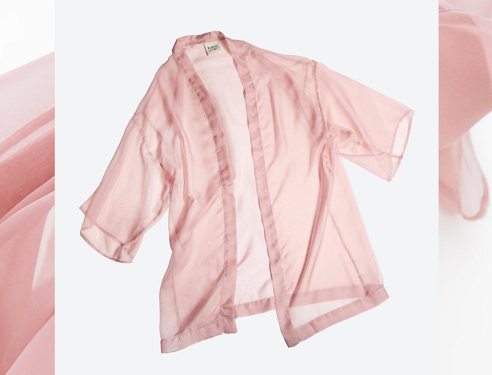 Oriel Kimono (Light Pink)