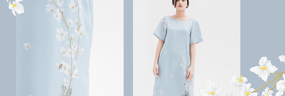 Mộc Lan 4A Dress