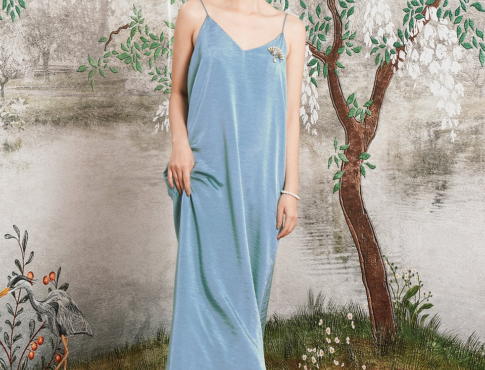 Thii 2 Dress (Light Blue)