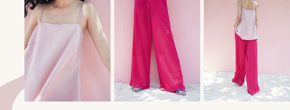 Nancy 2 Pants (Pink)