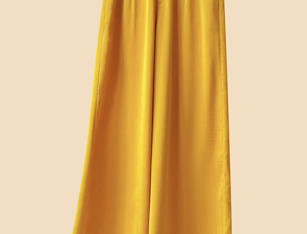 Nancy 2 Pants (Yellow)