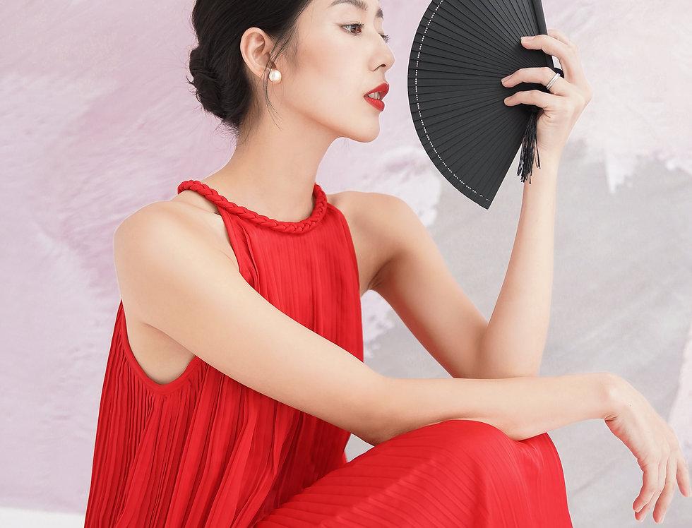 Karen Dress (Red)