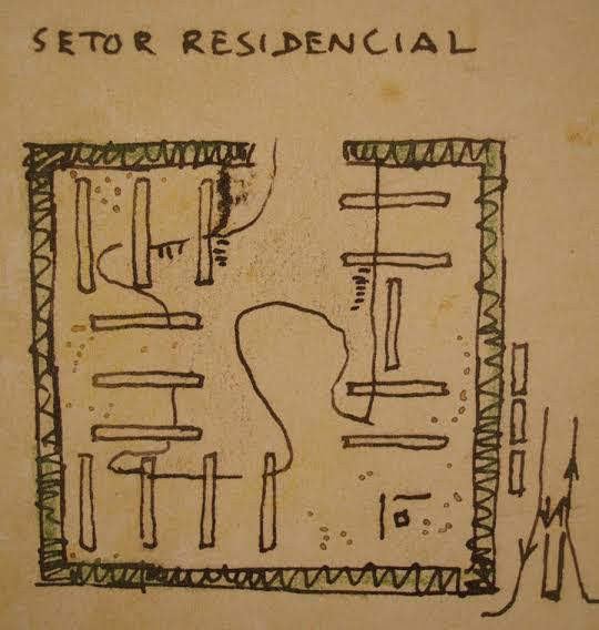 superquadra brasilia setorização arquitetura urbanismo