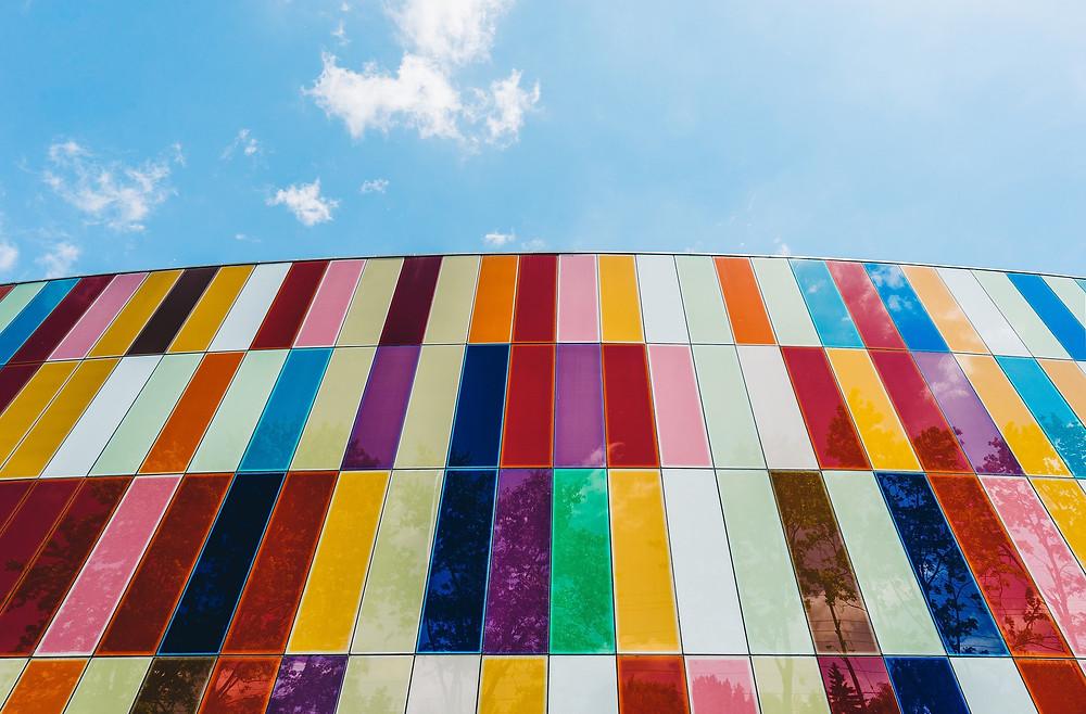 arquitetura cor psicologia