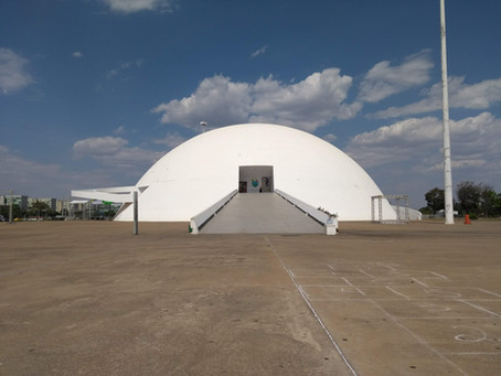 Brasilia, o nascimento de uma cidade moderna