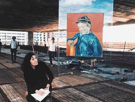 ARQUITETA – Lina Bo Bardi