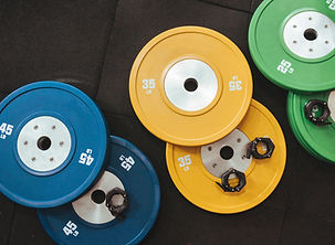 Colorful Weights