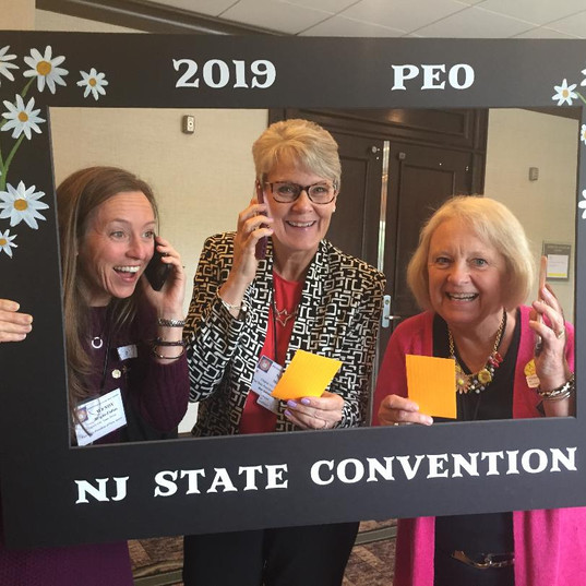 Convention 2019-Membership - PhoneAThon.