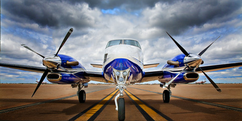 RANGER AVIATION KING AIR
