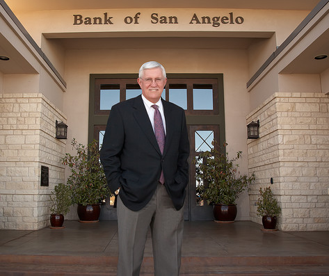 BANK OF SAN ANGELO PRESIDENT