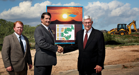 VISTA DEL SOL GROUNDBREAKING