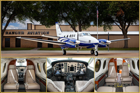 RANGER AVIATION OFFICE and KING AIR_1-2-