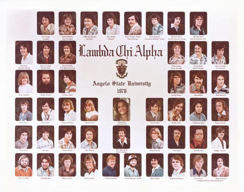 LAMBDA CHI ALPHA 1976-77
