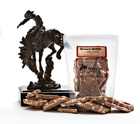 SUGARDADDY DESERTS BRONCO BRITTLE