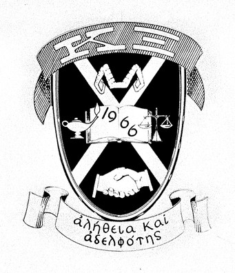 KAPPA XI-1967-68-CREST ONLY
