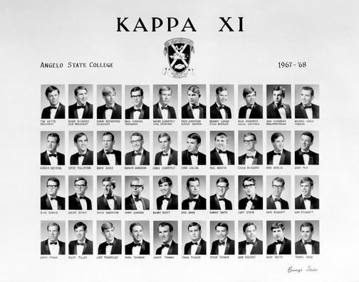 KAPPA ZI 1967-68