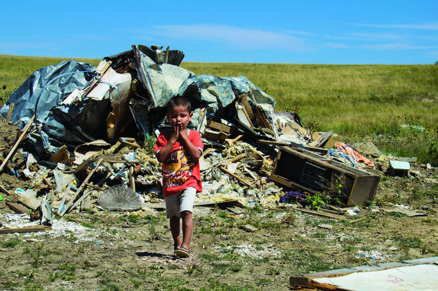 ORGANIZATIONS BRING HOPE TO PINE RIDGE RESERVATION