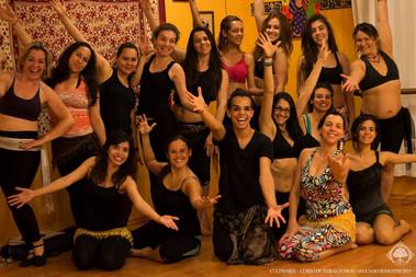 Tribal Fusion aulas Studio Naja VIla Mar