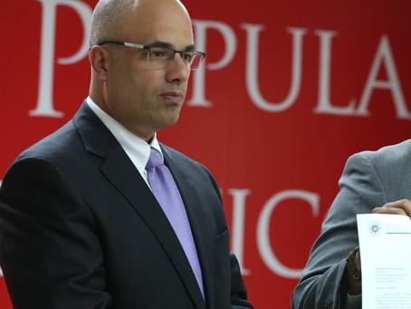 Héctor Ferrer hace llamado a boicotear el plebiscito