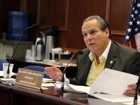 Conny Varela radica resolución para investigar contrato del gobierno con Aeromed