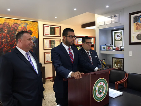 Legisladores Populares emplazan a Junta de Supervisión a que impulse inclusión de la isla en program