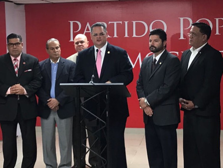 Legisladores aseguran que los Populares no votarán en el plebiscito de Rosselló y el PNP por ser una