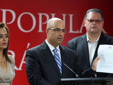 El plan fiscal demuestra que el Gobernador fue quien propuso la reducción de la jornada laboral