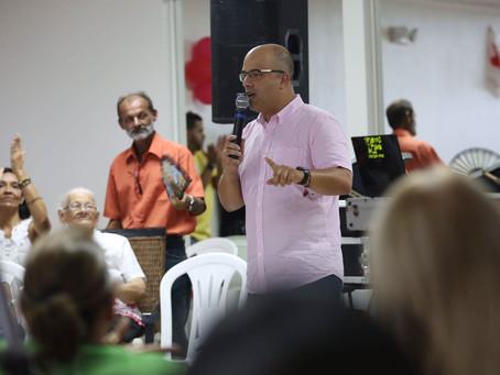 Ferrer envía mensaje a los que utilizan el PPD para su beneficio y aspiraciones personales