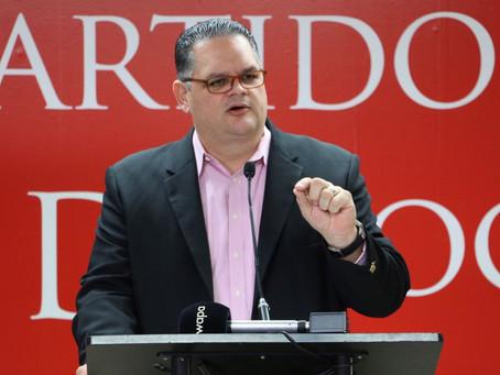 Declaraciones del senador Aníbal José Torres ante expresiones del Gobernador adjudicando que el PPD