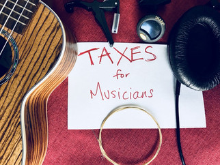 How the Tax Cuts and Jobs Act affects working musicians