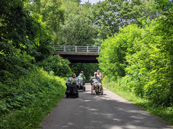 Piscataquog Rail Trail - Manchester, NH